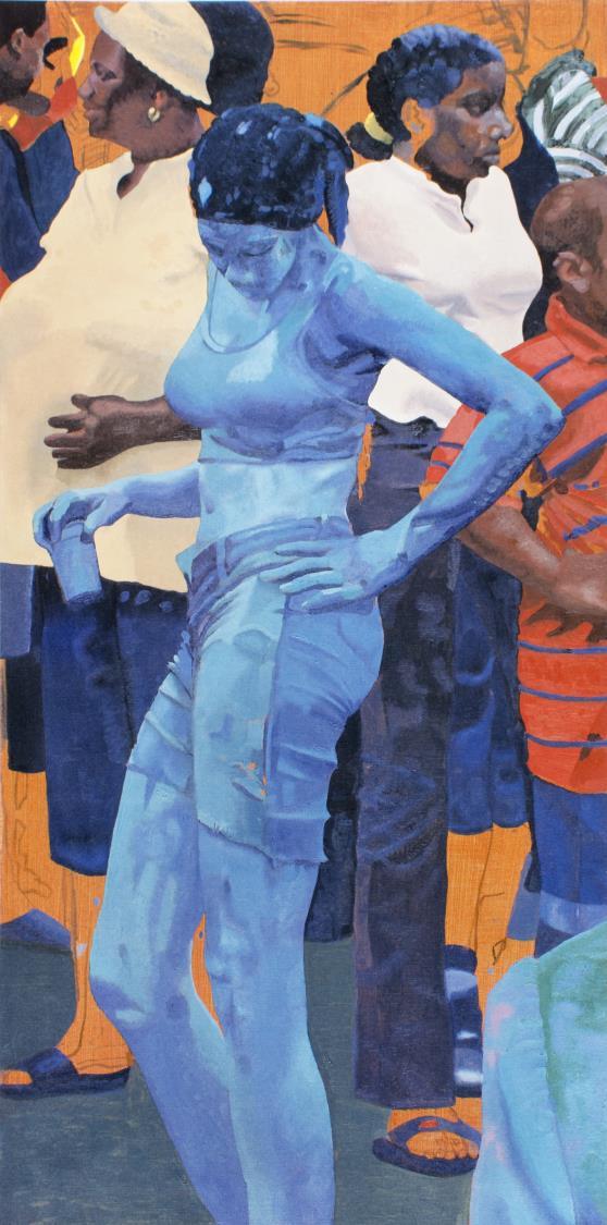 (14) DL TOLAR (DONNA SCULTZ, B.1966) ART PRINTS