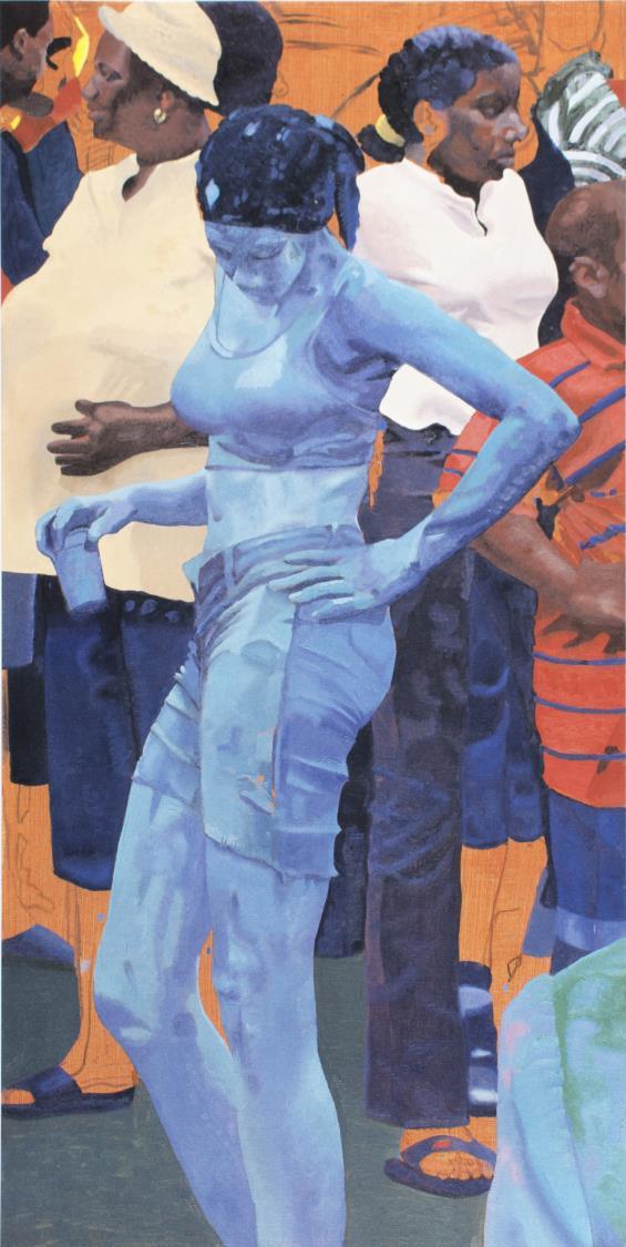 (75) DL TOLAR (DONNA SCULTZ, B.1966) ART PRINTS