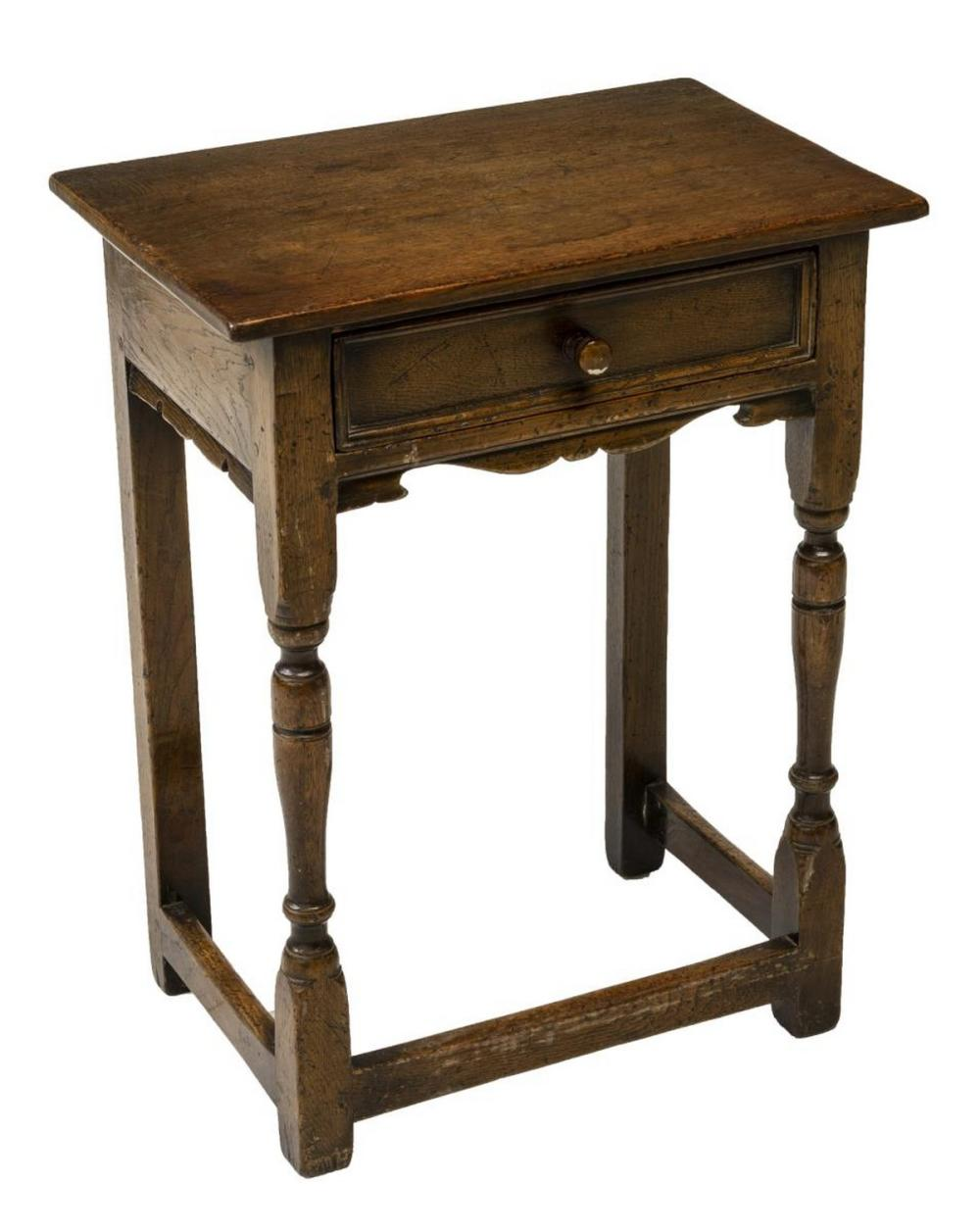 english titchmarsh goodwin oak side table. Black Bedroom Furniture Sets. Home Design Ideas