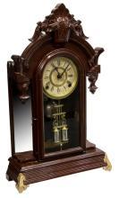 ANSONIA TRIUMPH SHELF CLOCK