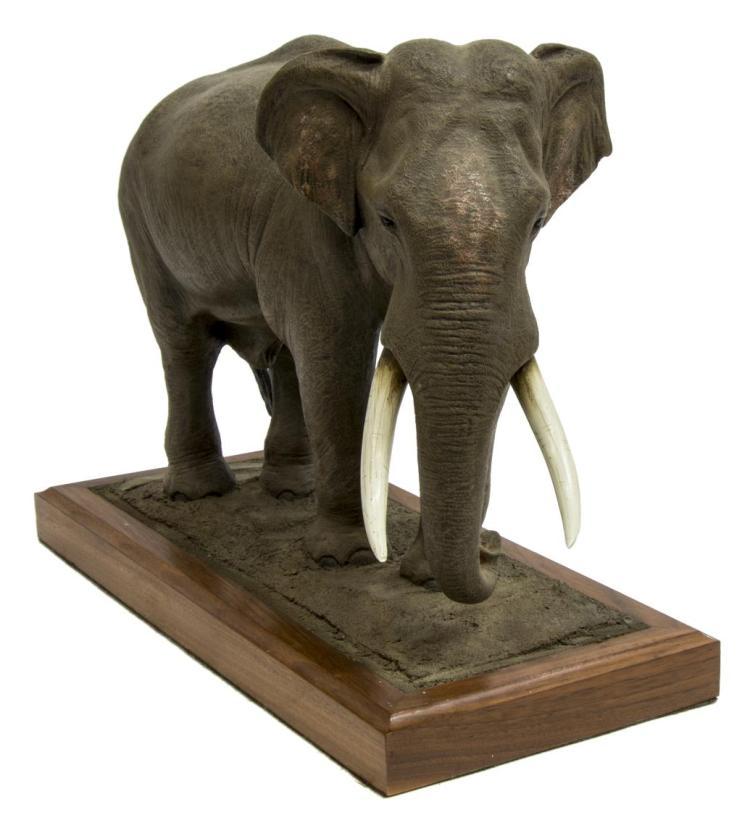 LOUIS PAUL JONAS STUDIOS INDIAN ELEPHANT