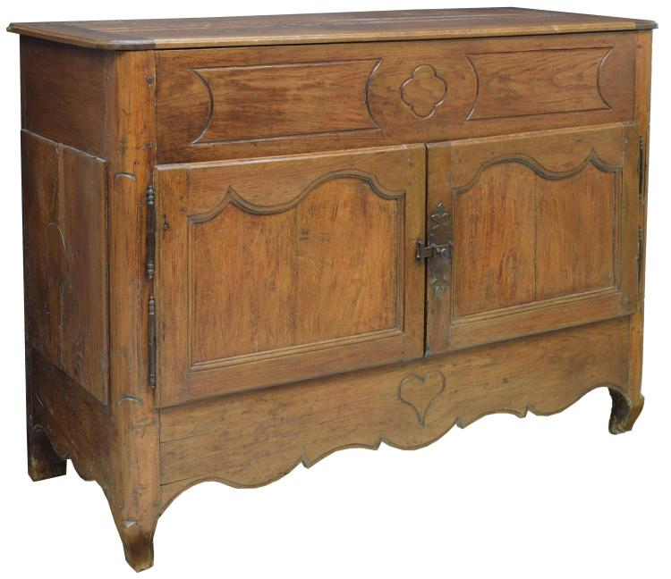 18TH CENTURY FRENCH OAK BUFFET