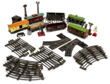 VINTAGE LIONEL FREIGHT CARS, TRACK & ACCESSORIES