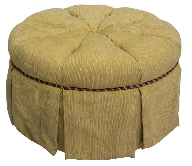 Tufted Ottoman Upholstered Coffee Table