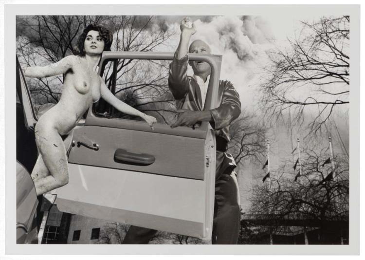 Thomas Draschan *(1967 Linz)   Doors of Perception, 2011