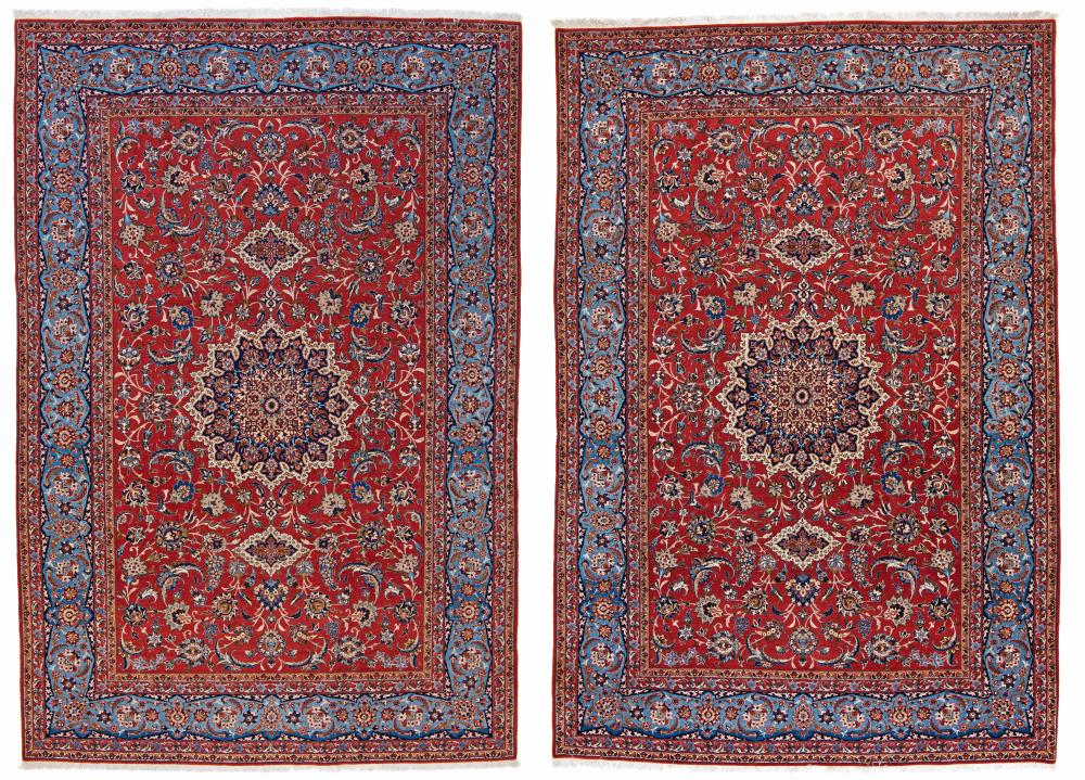 Pair of Isfahan