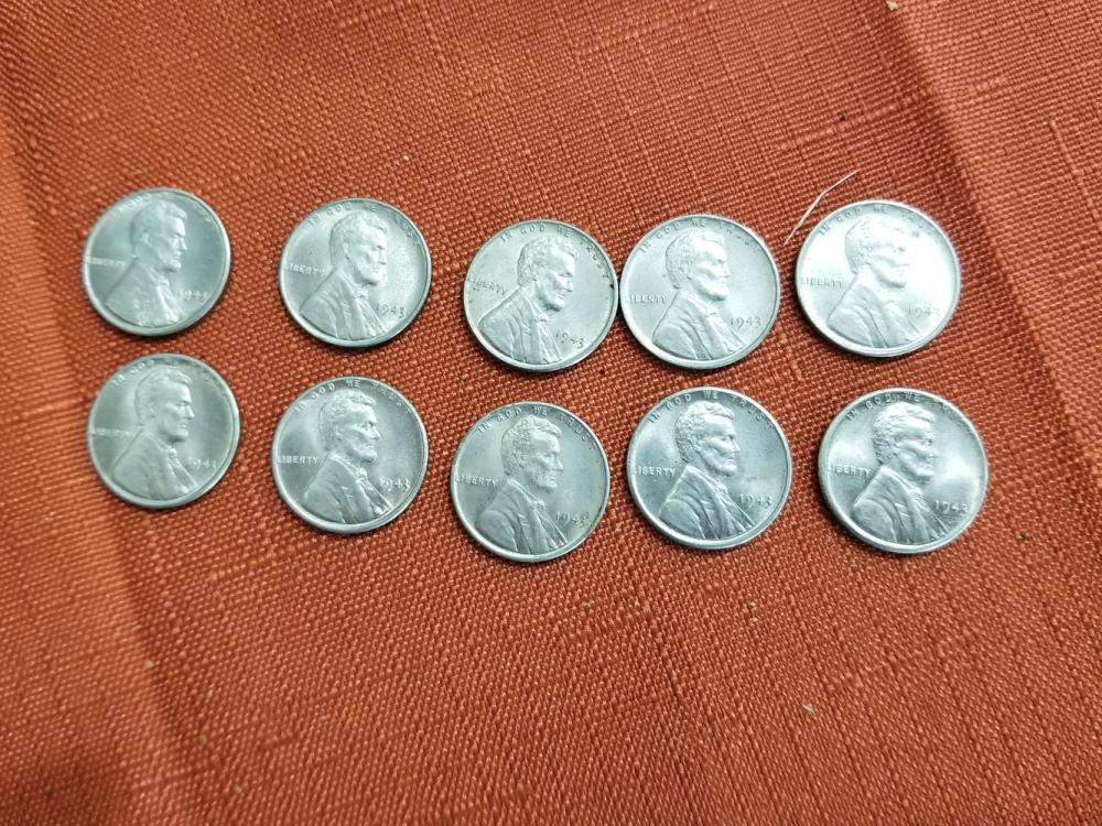Lot 45: Coins