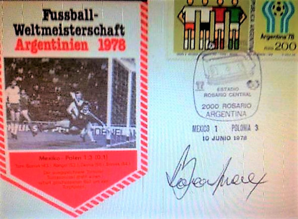 Lot 72 - RARE Signed Bobby Moore Firt Day Cover - Robert Frederick Chelsea. Bobby Moore OBE (12 April 1941 – 24 February 1993) was an English professional footballer. He captained West Ham United for more than ten years and was captain of the England team that won the 1966 World Cup. He is widely regarded as one of the greatest defenders of all time, and was cited by Pelé as the greatest defender that he had ever played against *