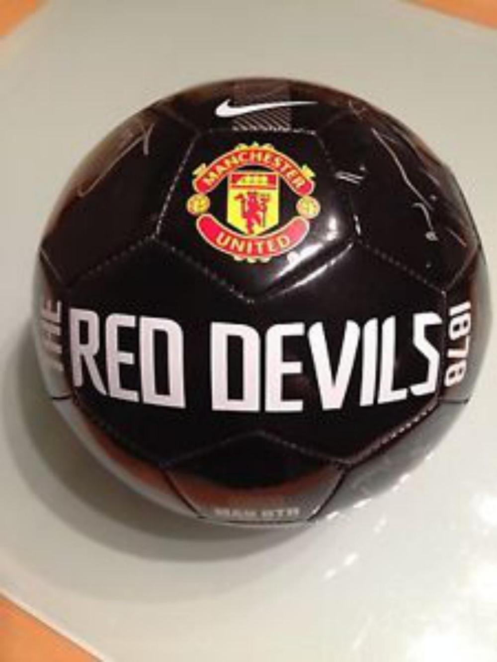 Lot 218 - Signed Manchester United Football