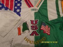 Signed Ireland National Football Shirt
