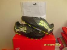 Signed Football Boots of ex Manchester City Player Nigel De Jong
