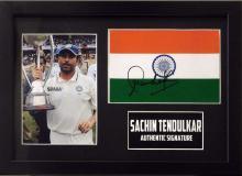 Autograph - Sachin Tendulkar - Sport