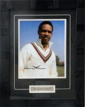 Autographs - Selection - Cricket