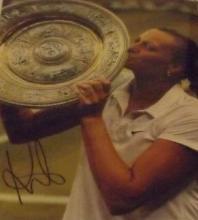 Autograph - Petra Kvitova - Tennis