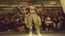 Autograph - Lewis Hamilton - Motor Sport