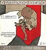 (20th Century - Futurism) Filippo Tommaso MARINETTI Gabriele d'Annunzio intime., Enrico Sacchetti, Click for value