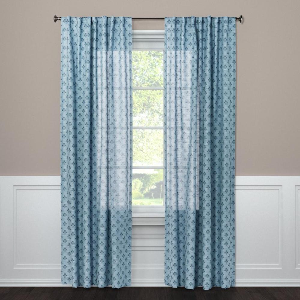 Threshold curtain