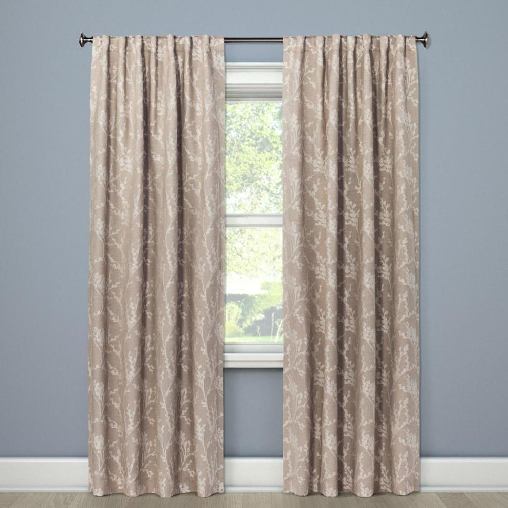 Threshold Curtains