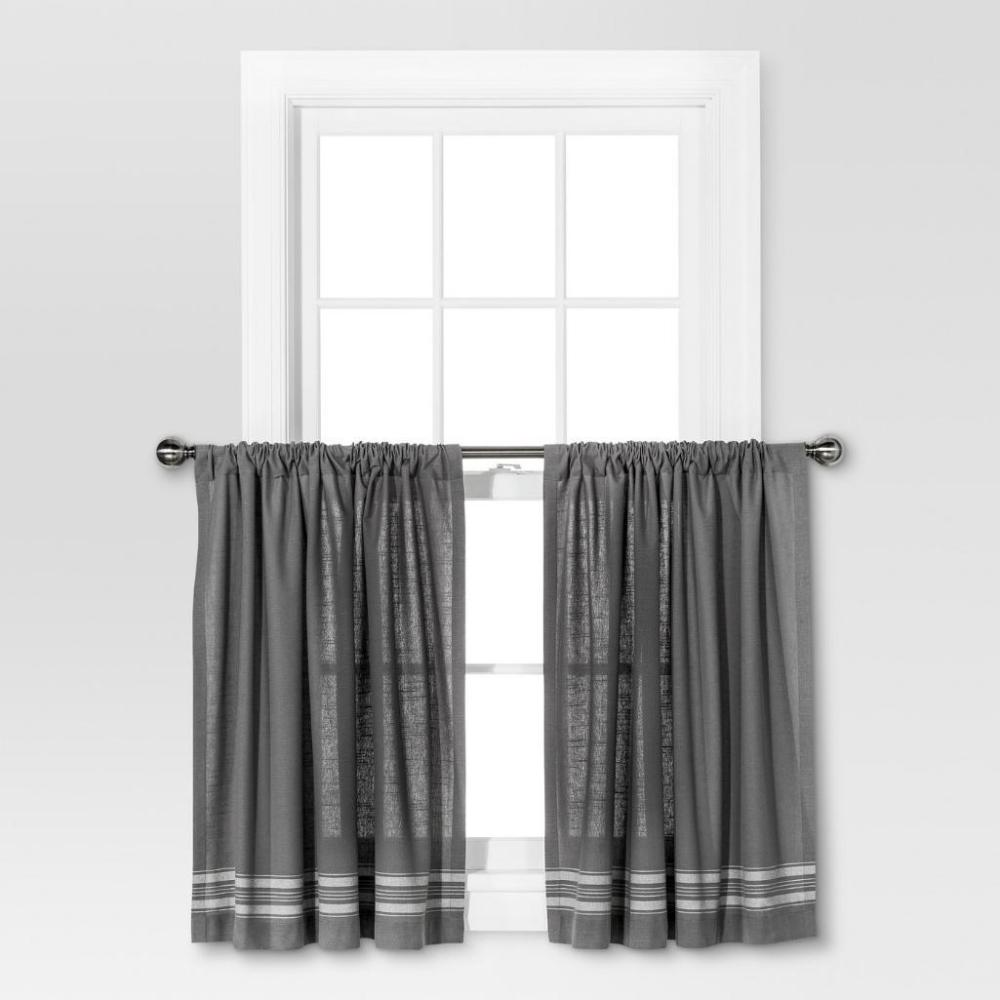 Threshold Curtain Tiers
