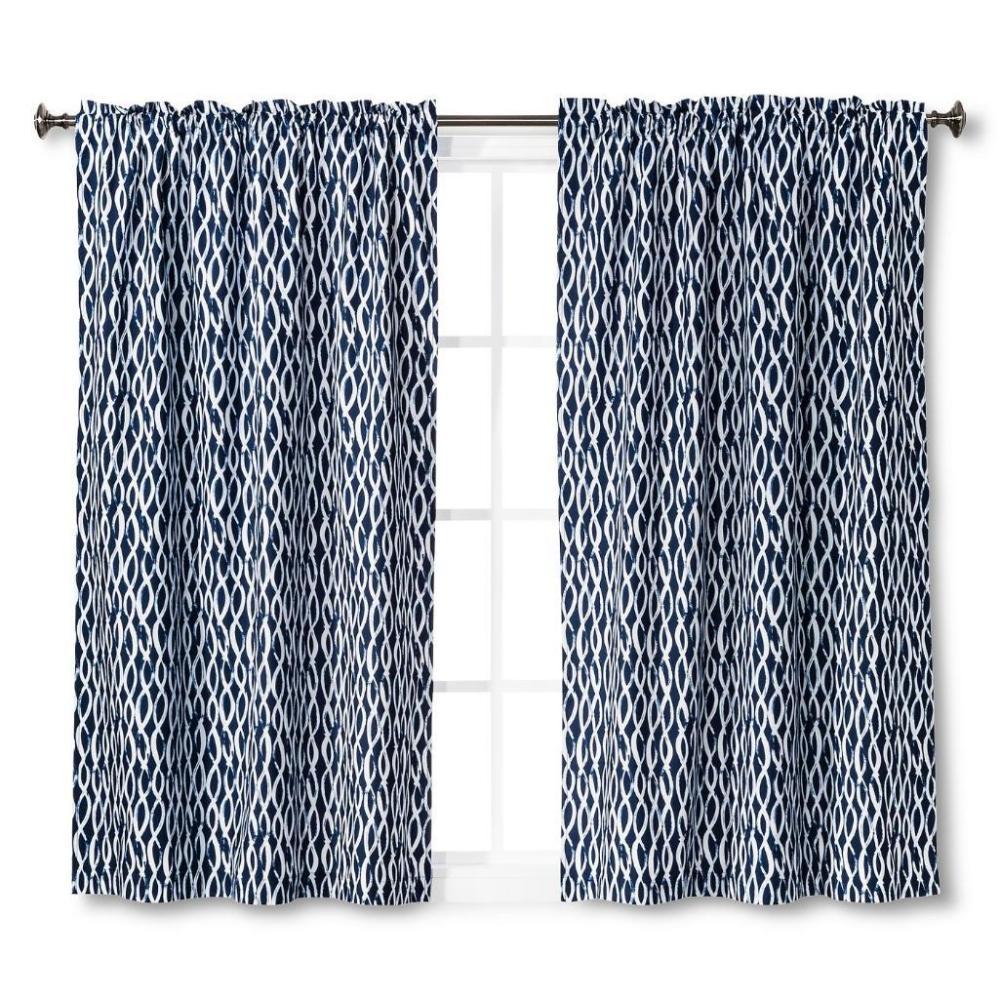 Room Essentials Light Blocking Curtains