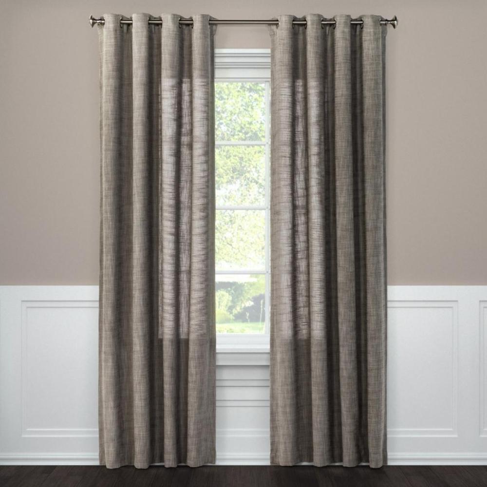 Threshold Curtain Panel