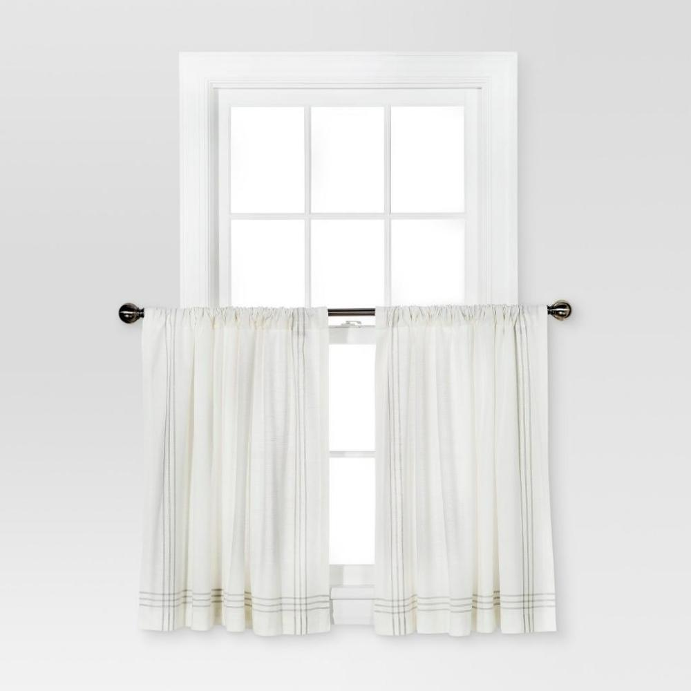 Threshold Cafe Curtains