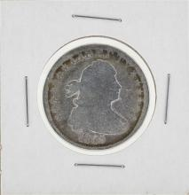 1805 Draped Bust Silver Quarter
