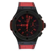 Hublot Big Bang Red Black Limited Edition Watch