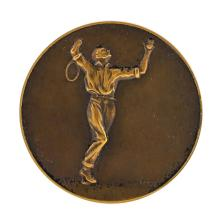 England Lawn Tennis Miller Hospital Medal by Pinches