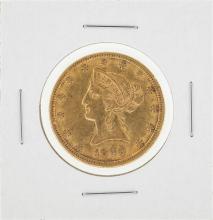 1899 $10 Liberty Head Gold Eagle Gold Coin