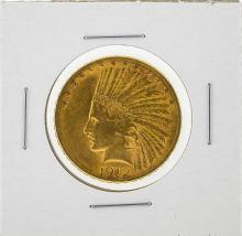 1912-S $10 Liberty Head Eagle Gold Coin