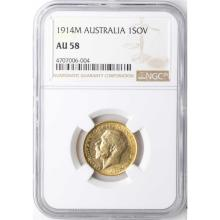 Australia & New Zealand Coins for Sale at Online Auction | Buy Rare