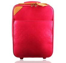 Authentic Louis Vuitton Vernis Rolling Suitcase Luggage Pink Rose Pop Pegase 45