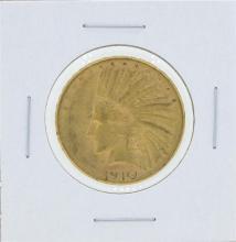 1910 $10 Liberty Head Eagle Gold Coin