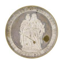 1864 Switzerland Unification Medal