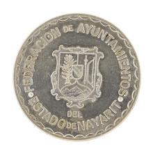 1956 Mexico Federacio De Ayuntamientos Medal
