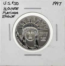 1997 $50 American Platinum Eagle Coin