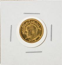 1/2 Iran Pahlevi Gold Coin