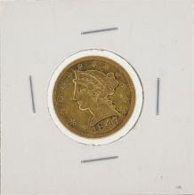 1847 $5 Liberty Head Half Eagle Gold Coin