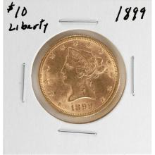 United States $10 Eagle Gold Coins for Sale at Online