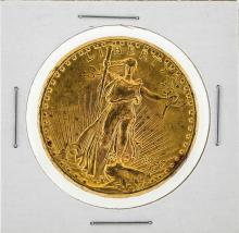 1929 $20 St. Gaudens Double Eagle Gold Coin