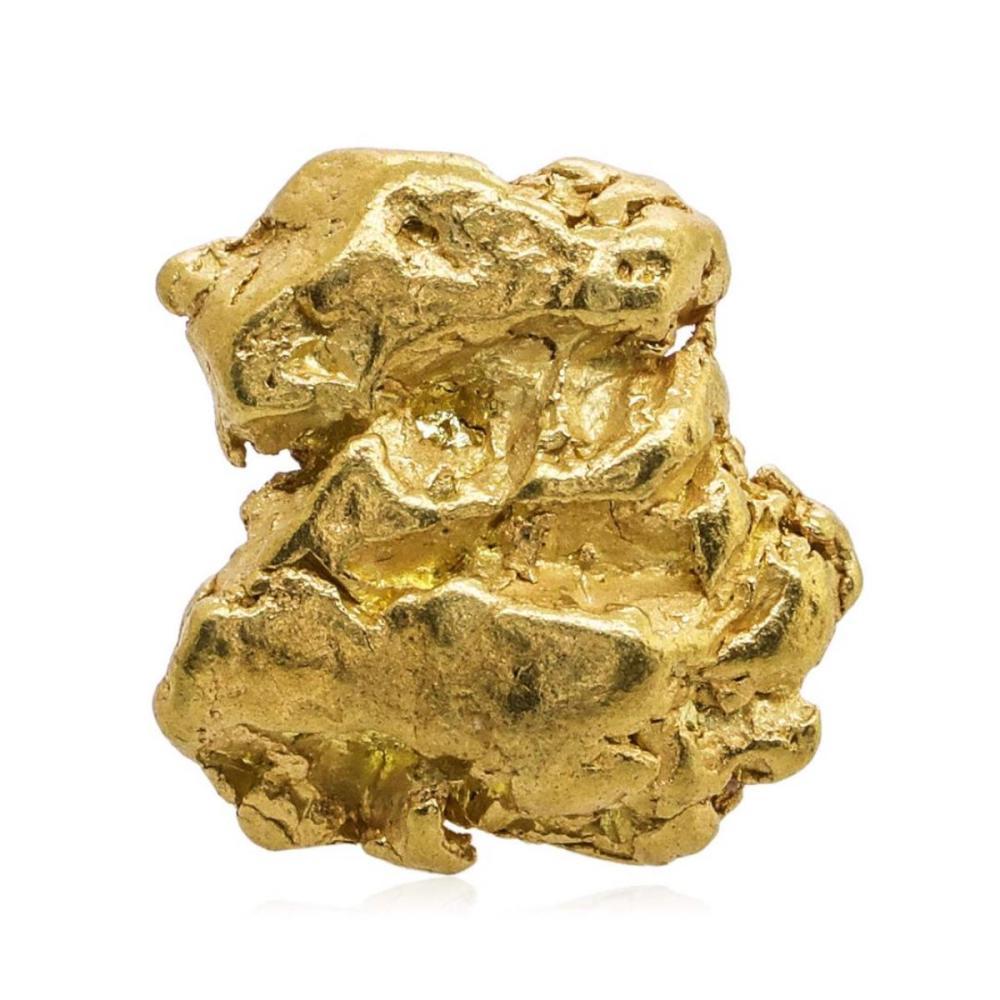 3.11 Gram Yukon Gold Nugget