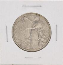 1915-S Panama Pacific Exposition Commemorative Half Dollar Coin
