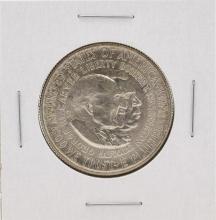 1951 Washington-Carver Centennial Commemorative Half Dollar Coin