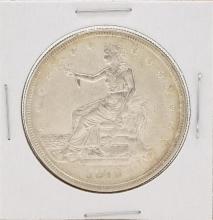 1876-S $1 Silver Trade Dollar Coin