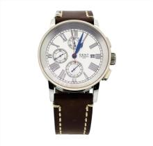 Mens Dent Ministry Evolution Stainless Steel Chronograph Automatic Watch