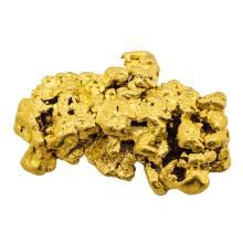 5.8 Gram Gold Nugget
