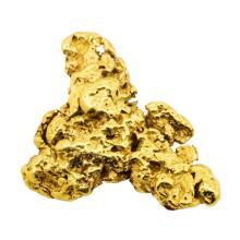 3.8 Gram Australian Gold Nugget