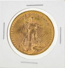 1922 $20 Saint Gaudens Double Eagle Gold Coin