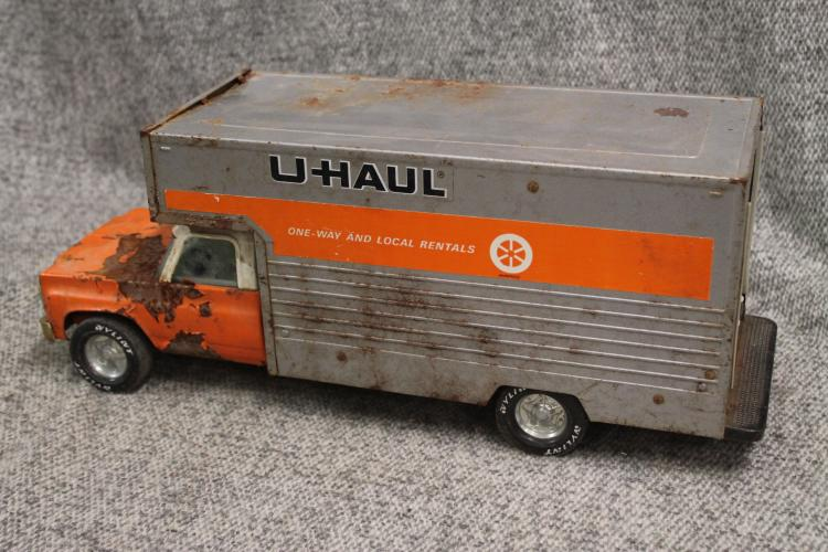 Vintage Nylint Uhaul truck